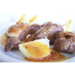 Mijoté de porc aux abricots