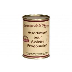 Assortiment pour assiette Périgourdine 380g