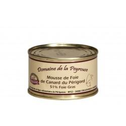 Mousse de Foie de Canard 130 g